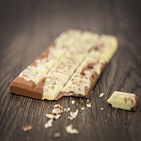 Kaffee-Karamell-Schokolade selber machen