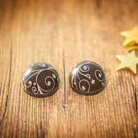 Herbstliche Pralinen mit Maronenfüllung