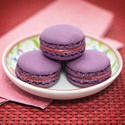 Macarons - mit unseren Mürbeteigschalen leicht selber machen