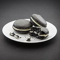 Macarons - Black-White selber machen