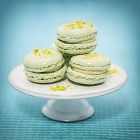 Pistazien-Macarons - selber machen
