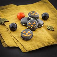 Macarons - zu Halloween selber machen